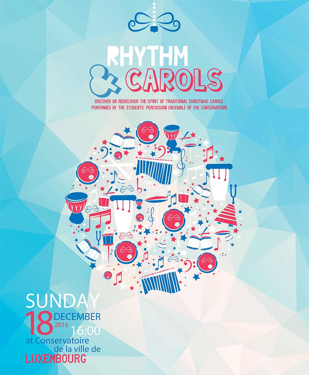 Rhythm Carols 2016